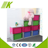 Popular supplier plastic storage cabinet for kids