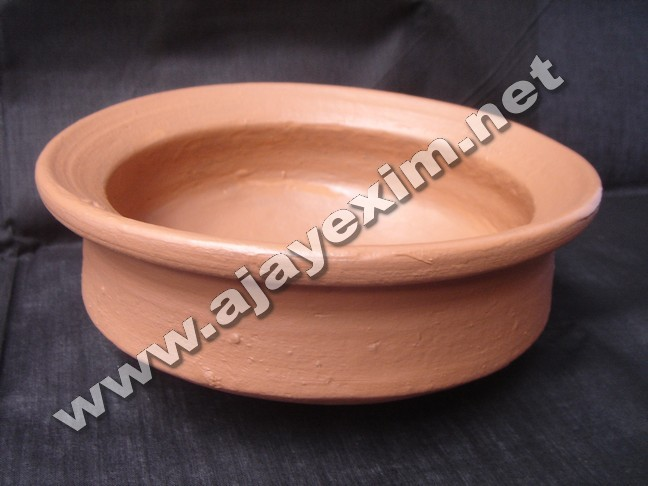 Terracotta Microwave Oven Bowl