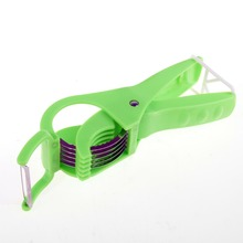 stainless steel manual salad maker cutter Vegetable Cutter