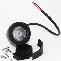 small LED work light led driving light 10w 1.2m long wire multivoltage 9-60V