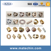 Brass Material Customized CNC Precision Machining Turning Part