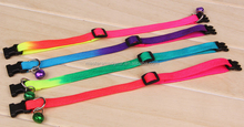 Wholesale Colorful Cat Collars with Small Bell Dog Collars PT018