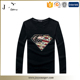 Men long sleeve t shirt with fashion printing