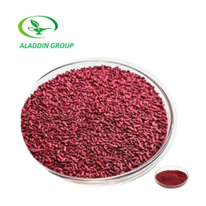 Factory supply high quality natural red yeast rice extract