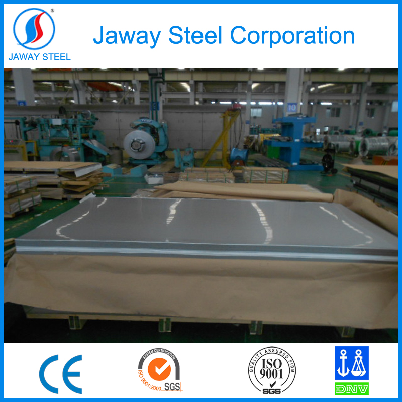 300 series stainless steel plate/sheet/foil mill edge