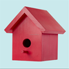 Hand Paint Garden Decorative Wood Bird Cage Houses