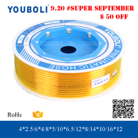 Chinese Supplier Air Hose Plastic Tubes