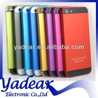 Wholesale replacement parts for iphone 5 back cover housing