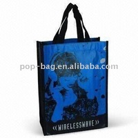 pp non woven laminated shopping bag