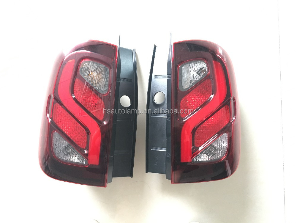 New Renault Duster 2015 Tail lamp for Russian market 265550368R / 265504304R