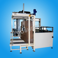 Tobacco carton forming machine