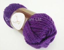 Micro denier acrylic yarns in ball for knitting,hand knitting