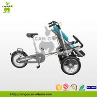 China Manufacture Three Wheel Best Selling Baby Stroller Kids Tricycle