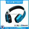Factory direct sales 2015 Hottest wireless Mp3 sport bluetooth headphone for iphone 6