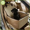 PDBE60 Foldable Pet Dog Cat Car Booster Seat Bag Carrier Tote Travel Bed