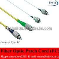 Fiber Optic Patch Cord with FC Connector