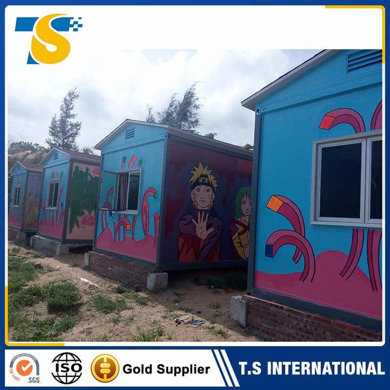 China Factory Supplier construction companies prefab house container house