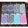 New Dark Night Light Glow Henna Paisley Floral Flower Pattern Mandala Phone Case for iPhone 6