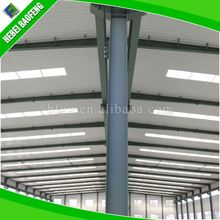 high quality steel structure garage/ carport prefabricated steel structure warehouse drawing for sale
