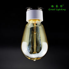 25W 40W 60W warm white 1800K 2200K outdoor string light vintage edison S14 Filament Bulb