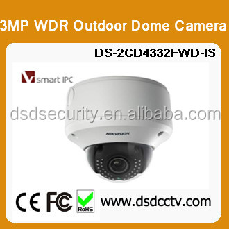 Hikvision DS -2CD4332FWD-IS 3MP IR Dome CCTV smart alarm camera