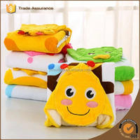 Soft Baby Both Towel Luvable Friends I Love Appliqued Hooded Baby Towel Toallas Infantil Children Bath & Shower Products