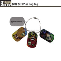 2015 cheap engraved dog tags for men
