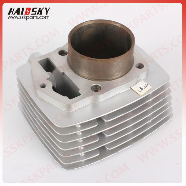 HAISSKY 200cc motorcycle cylinder for motorcycle spare part