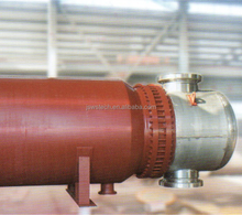 Tube heat exchanger with good quality