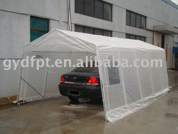 3*6m budget Steel Car Canopy & 3*6m budget Steel Car Canopy View car parking canopy Dongfang ...
