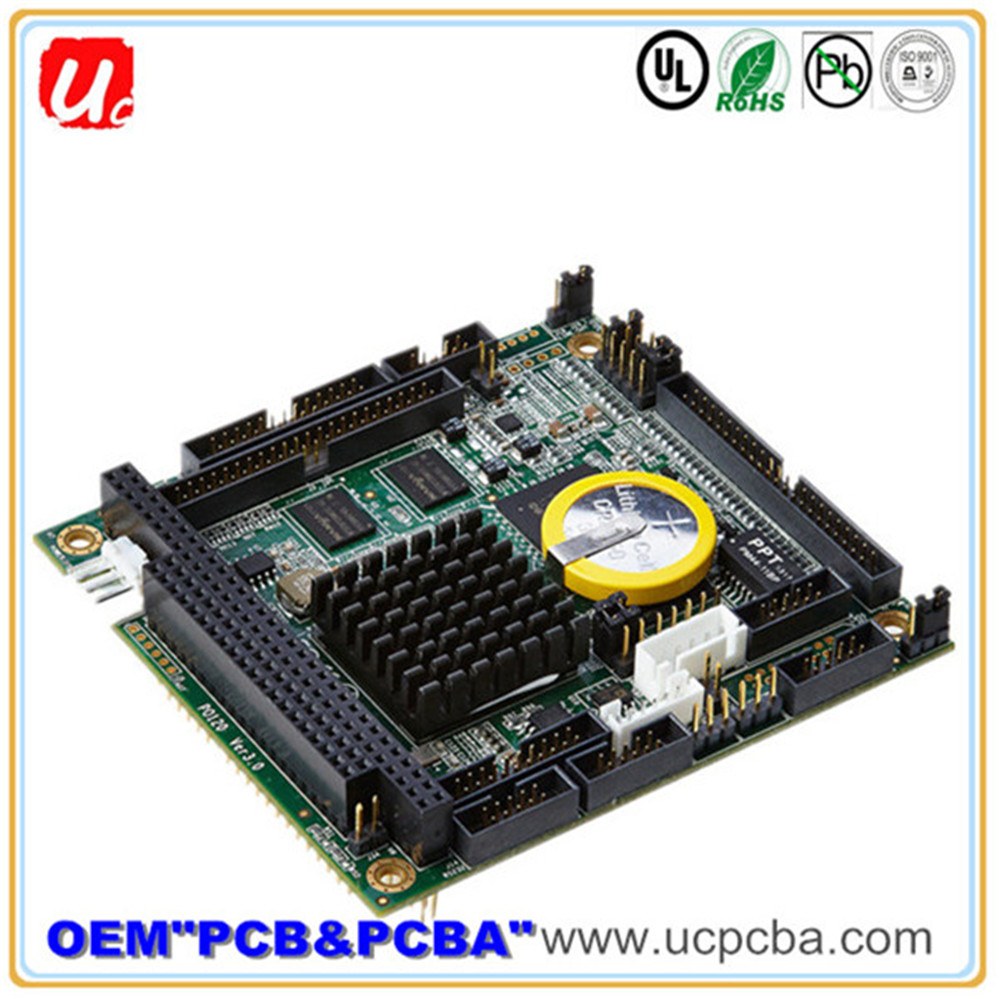 High Quality Printed Circuit Board Assembly, Circuit Board Parts Mount with Gerber file and BOM In China