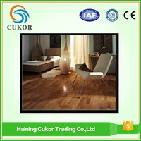 Best buy Flexible price Pvc vinyl flooring with wood look