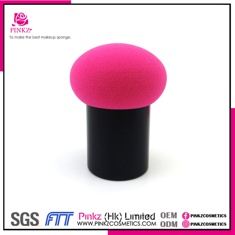 Mini Polyurethane foam custom logo makeup brushes /sponge brush foundation blending sponge oem factory