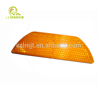Plastic Road Reflectors Cat Eye Guardrail Reflector For Road Stud