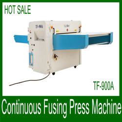 New design used splicing machine/automatic hot press equipment made in China