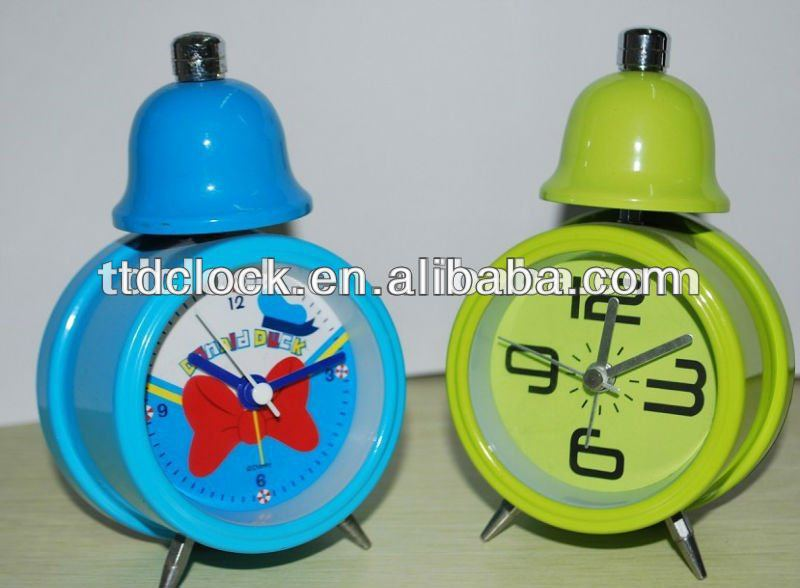 Kids table alarm clock for promotion gift