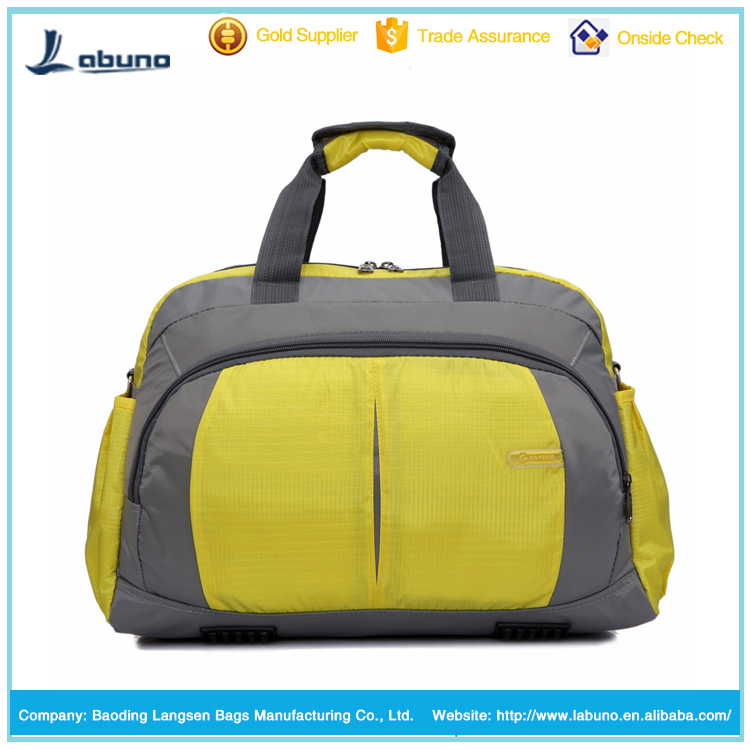 factory price expandable foldable big travel bag from China manufacturers
