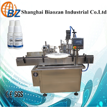 Shanghai Manufacture Automatic Rotary Liquid Filling and Capping Machine for Small bottle