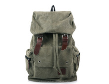 Fashion Laptop Wholesale Blank Canvas Backpacks For <strong>School</strong>
