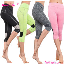 Wholesale high waist short <strong>sports</strong> pans fitness womens yoga wear