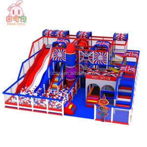 2018 Competitive Price cheap indoor playground equipment for shopping mall restaurants