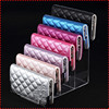 Factory best selling Clear view acrylic wallet display holder