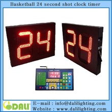 Shoot Timer System 14 seconds 24seconds basktball shot clocks
