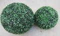 50CM Artificial Topiary Grass Ball Boxwood Buxus Ball Dark Green