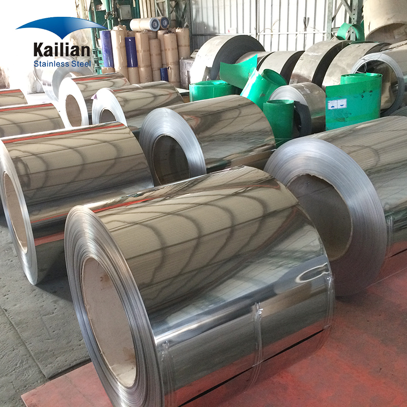 Jieyang Factory Hot Selling 410 Stainless Steel Coil ss 430