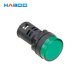 indicator light 22mm LED light signal indicator pilot lamp with many color