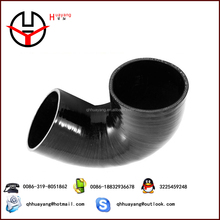 reinforced silicone/rubber air hose for truck