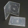 Transparent Single Clear DVD CASE 14MM
