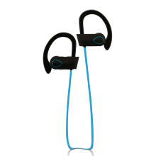 RU9 V4.1 IPX7 Waterproof Stereo Full Duplex Bluetooth Headset for Outdoor Sport with Multi-point Function