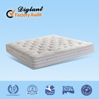 bed and good angel dream collection memory foam mattress